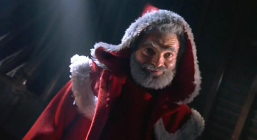 Le Père-Noël est unsadique