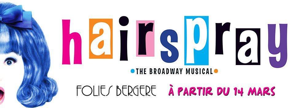 Hairspray aux FoliesBergères