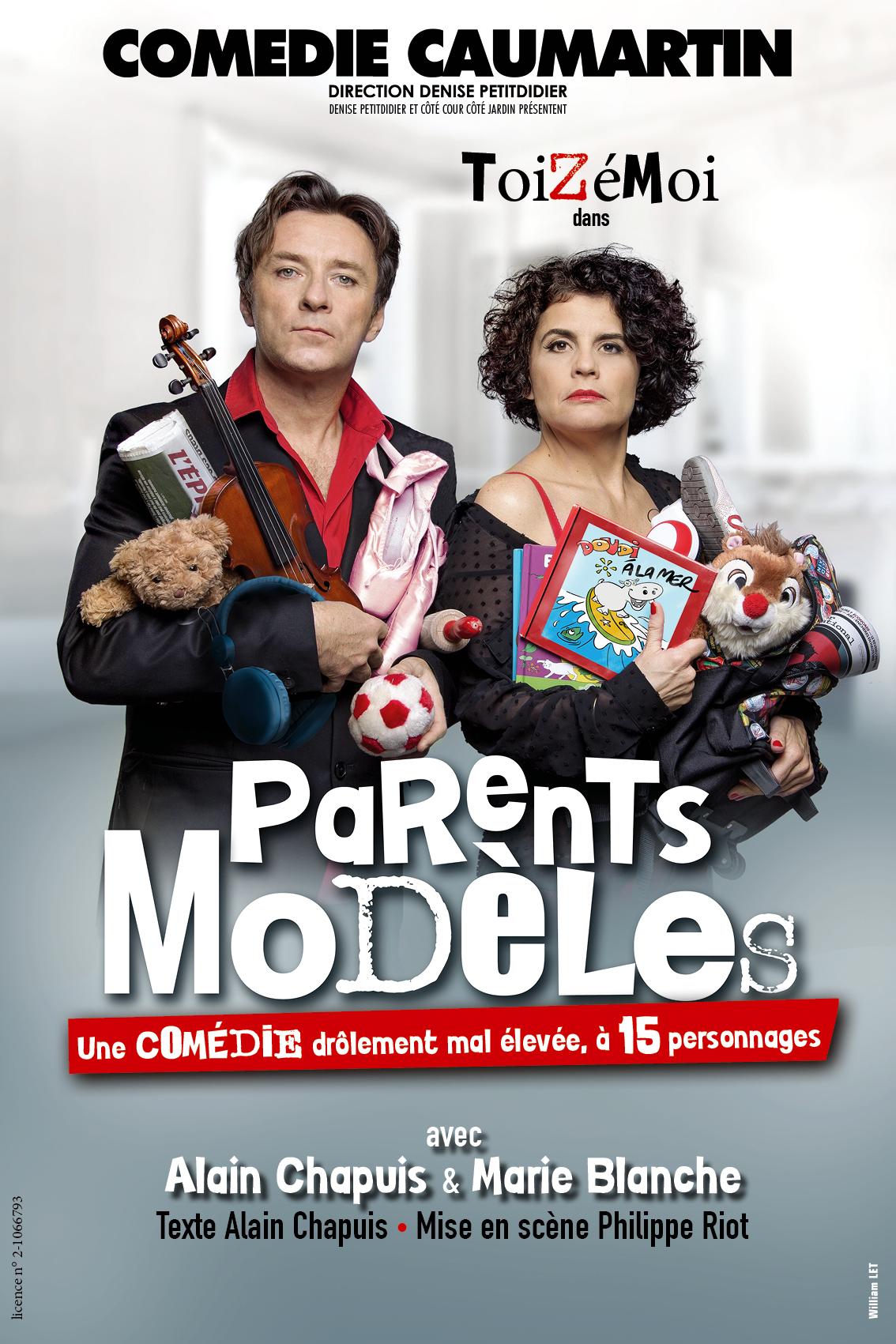 Visuel Parents Modèles Caumartin